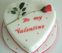 "Торт ""Be my Valentine"""
